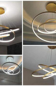 Lustres LED